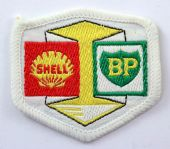 Shell BP - Small Woven Patch